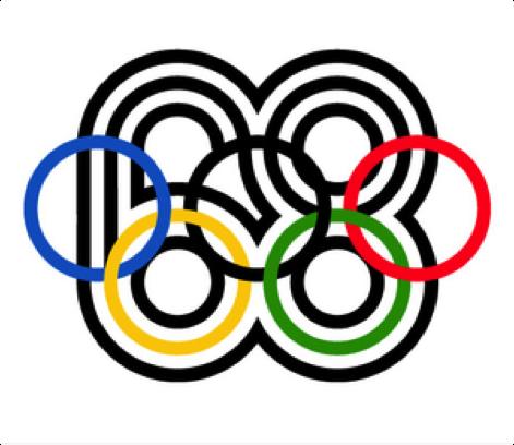 Identidad Grafica La Otra Cara De Las Olimpiadas Semantik